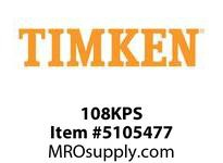 TIMKEN 108KPS Split CRB Housed Unit Component