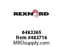 REXNORD 6483365 20-GC5202-02 IDL*20TRGH IMP EQ F/S