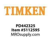 TIMKEN PD442325 Power Lubricator or Accessory