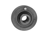 AMI UCC318 90MM HEAVY SET SCREW ROUND CARTRIDG IRON HSG SET-SCREW LOCK