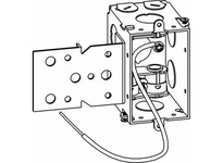 Orbit GMB-1-MC-B 1-G GANGABLE MC BOX 2-3/4^ DEEP + B