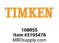 TIMKEN 108RSS Split CRB Housed Unit Component