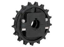 614-192-7 NS8500-25T Thermoplastic Split Sprocket With Keyway TEETH: 25 BORE: 65mm