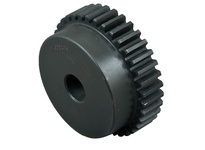 S1680 Degree: 14-1/2 Steel Spur Gear