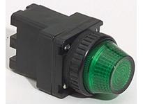 WEG CSW30H-SD1D66 H30MM AL PIL LIG RD 240V Pushbuttons