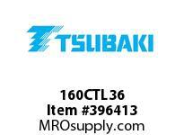 US Tsubaki 160CTL36 160CTL36 TL SPKT HT