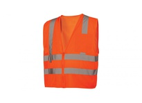 Pyramex RVZ2620X4 Hi-Vis Orange- 2 Stripes - Size 4X Large