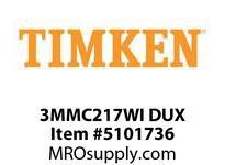 TIMKEN 3MMC217WI DUX Ball P4S Super Precision