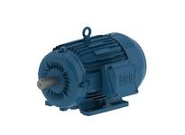 WEG 00718ET3E132M-W22 7.5kW 1800 3 208-230/460//380- IEC-CI