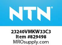 NTN 23240VMKW33C3 Spherical roller bearing