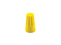 NSI WC-Y-P STANDARD YELLOW EASY TWIST 22-10 AWG - PAIL OF 300