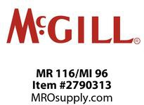 MCGILL MR 116/MI 96 MR SERIES