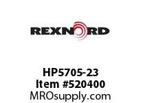 REXNORD HP5705-23 HP5705-23 143874