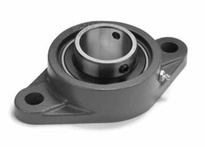 Moline Bearing 19401307 UCFL 218-55 3-7/16 2-BOLT FLANGE BALL BEARING
