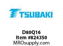 US Tsubaki D80Q16 D80Q16 SPLIT TAPER HT