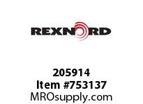 REXNORD 205914 599095 375.S71-8.CPLG ES