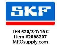 SKF-Bearing TER 520/3-7/16 C
