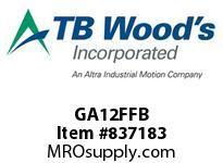 TBWOODS GA12FFB HUB GA12 GEAR FB