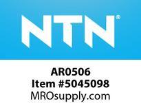 NTN AR0506 BEAREE BEAREE BUSHING - MACHINED TYPE