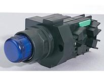 WEG CSW30H-BSI4D61 H30MM ILL AL PB EXT BE 120V Pushbuttons