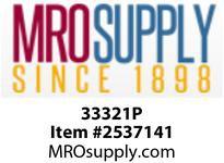 MRO 33321P 1-1/2 BARB X 1-1/4 MIP PP