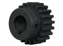 S616BS 1 1/8 Degree: 14-1/2 Steel Spur Gear BS