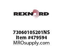 REXNORD 147511 73060105201NS 60 HCB 1.6230 BORE INFTNS