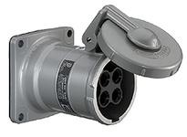 HBL-WDK HBL3100RS1WR PS INS RECP 2P3W 100A 600V S1 REV