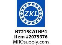 ZKL B7215CATBP4