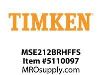 TIMKEN MSE212BRHFFS Split CRB Housed Unit Assembly