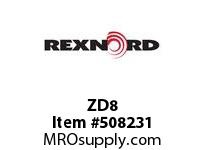 ZD8 DUPLEX HSG & SEAL KIT 6868288