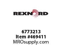 REXNORD 6773213 G1DBZB126 126.DBZB.CPLG RB TD