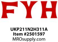 FYH UKP211N2H311A 1 15/16 ADAPTER UNIT W/ 90 DEG GREASE FITTING