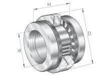 INA ZARN65125TN Ball screw support bearing