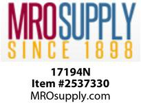 MRO 17194N 1/2 X 3/8 COMPXMIP WHT NYLN ADPT