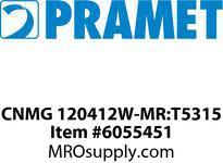CNMG 120412W-MR:T5315