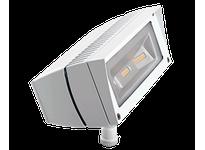 RAB FFLED18NW/PCS2 FUTURE FLOOD 18W NEUTRAL LED + 277V PCS WHITE