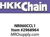 "HKKNR060CCL1 C2060HR Stainless Stee (304) 50FT CH. 1-1/2"" pitch Stainless Stee (304)"