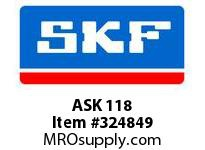 SKF-Bearing ASK 118