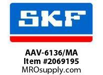 SKF-Bearing AAV-6136/MA