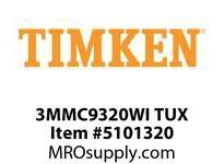 TIMKEN 3MMC9320WI TUX Ball P4S Super Precision
