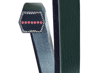 Carlisle AA131MS Double Angle V-Belt