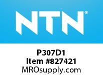 NTN P307D1 Cast Housing