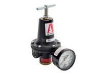 ALEMITE 7606-B 3/8^ Air Regulator w/ Gauge