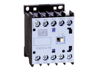 WEG CWC09-00-40L03 MINI CONT 4NO 9A 24VDC LOW Contactors
