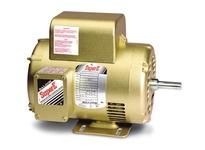 EL1409T 5HP, 3450RPM, 1PH, 60HZ, 184T, 3634LC, OPEN, F1