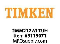 TIMKEN 2MM212WI TUH Ball P4S Super Precision