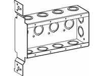 Orbit MSB-4-FB 4-G SWITCH BOX 2-1/2^DEEP W/ FLAT BRKT