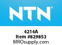 NTN 4214A DOUBLE ROW ANGULAR CONTACT