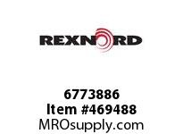 REXNORD 6773886 G2ASR52262 262.S52.CPLG CB TD